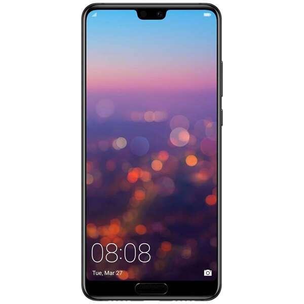 Смартфон Huawei P20 (EML-L29) Черный