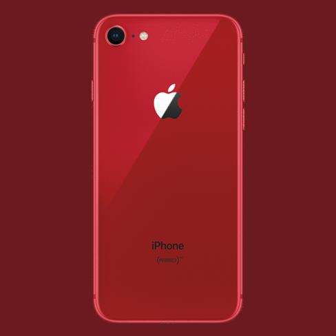 Смартфон Apple iPhone8 64GB Red