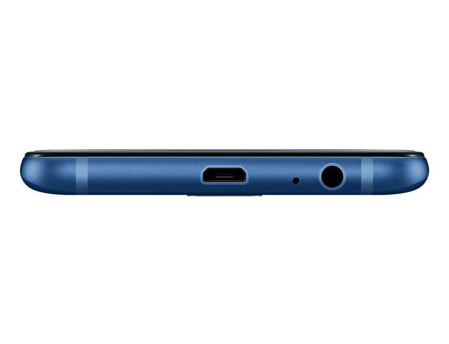 Смартфон Samsung Galaxy A6 (2018) Blue
