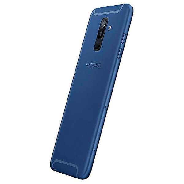 Смартфон Samsung Galaxy A6 Plus (2018) Blue