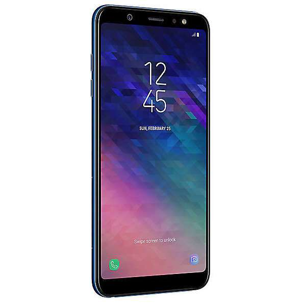 Смартфон Samsung Galaxy A6 Plus (2018) Blue