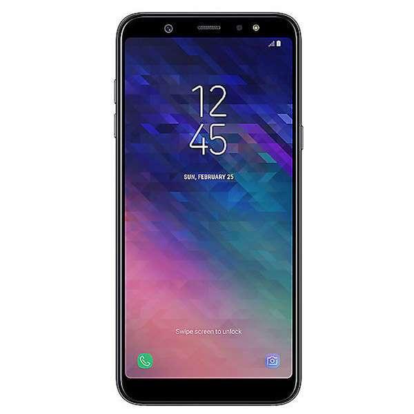 Смартфон Samsung Galaxy A6 Plus (2018) Black