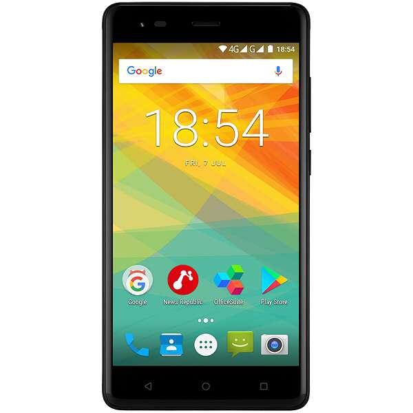 Prestigio смартфоны Grace R5 LTE (PSP5552DUO) Black