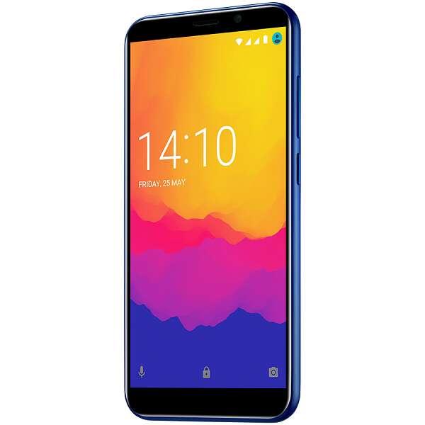 Смартфон Prestigio Wize Q3 PSP3471DUO Blue