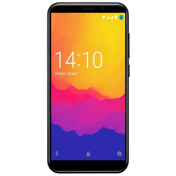 Смартфон Prestigio Wize Q3 PSP3471DUO Black