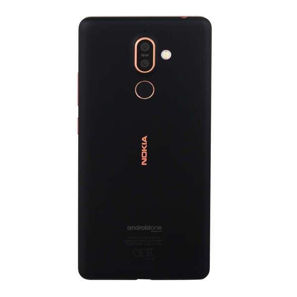Смартфон Nokia  7 Plus (Black/Cooper)