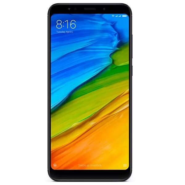 Смартфон Xiaomi Redmi Note 5 3/32GB (Black)