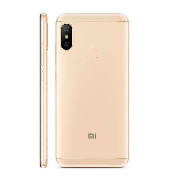 Смартфон Xiaomi Mi A2 Lite 3 32G Gold