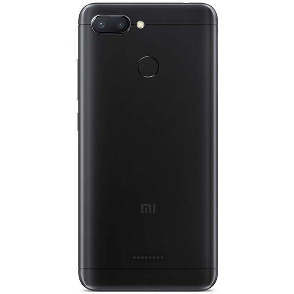 Смартфон Xiaomi Redmi 6 32Gb Black