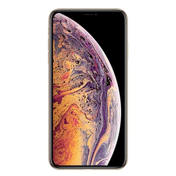 Смартфон Apple iPhone XS Max 512Gb Gold (MT582)