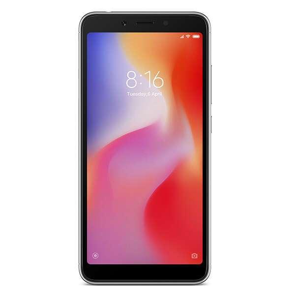 Смартфон Xiaomi Redmi 6A 16G Black