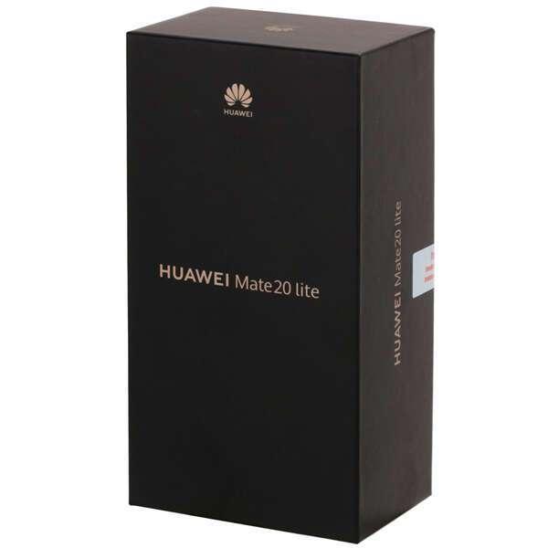 Смартфон Huawei Mate 20 Lite 64GB Black