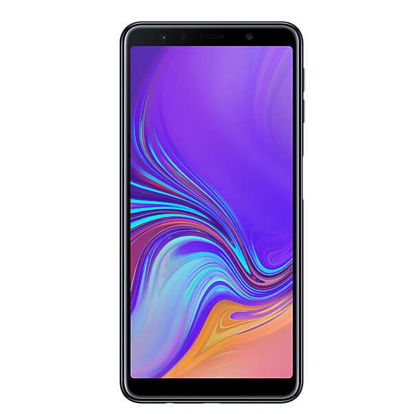 Смартфон Samsung Galaxy A7 (2018) (Black)
