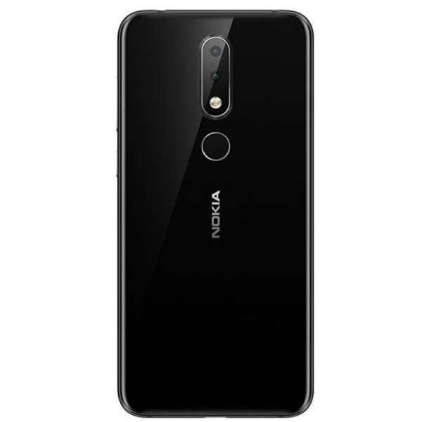 Смартфон Nokia 6.1 Plus Black