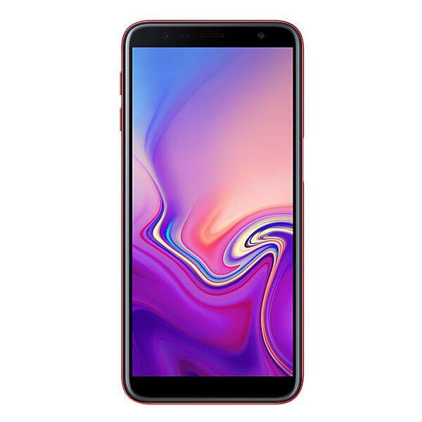 Смартфон Samsung Galaxy J6 Plus (2018) Red