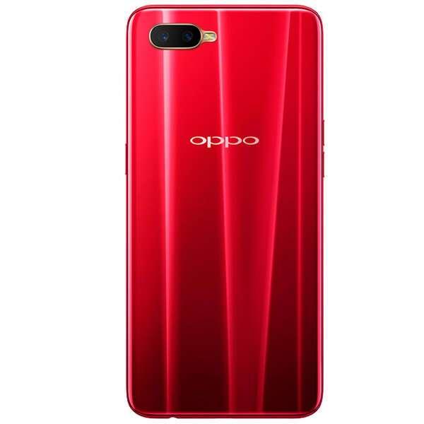 Смартфон OPPO RX17 Neo Mocha Red