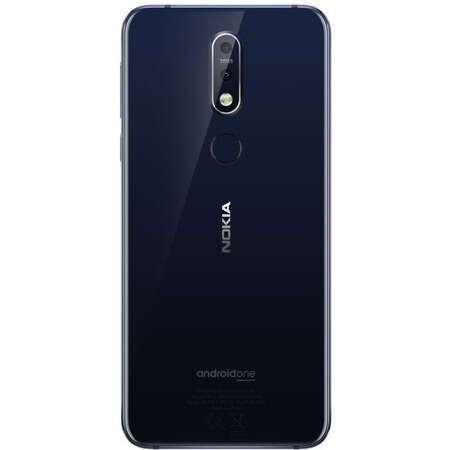 Смартфон Nokia 7.1 4/64 Blue
