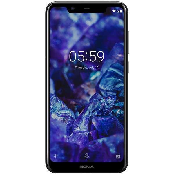Смартфон Nokia 5.1 Plus Black
