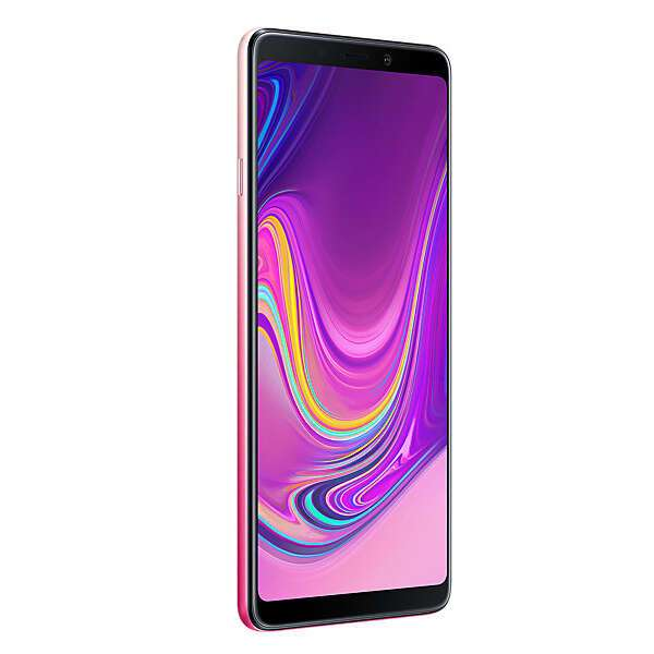 Смартфон Samsung Galaxy A9 128GB Pink