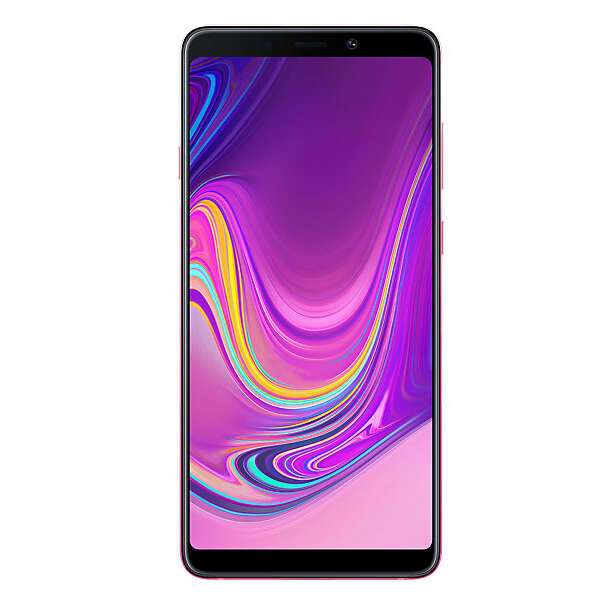 Смартфон Samsung Galaxy A9, Pink