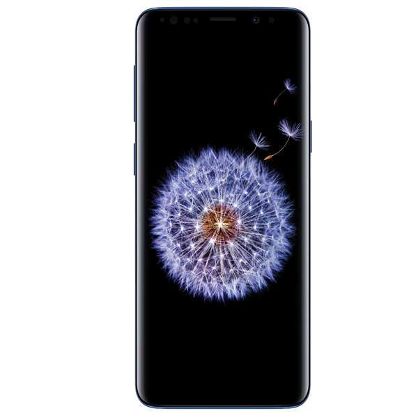 Смартфон Samsung Galaxy S9 64GB Coral Blue