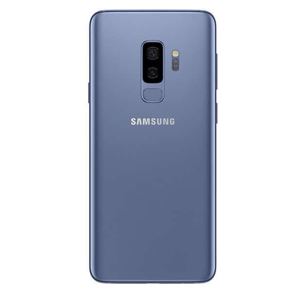 Смартфон Samsung Galaxy S9+ 64GB Coral Blue