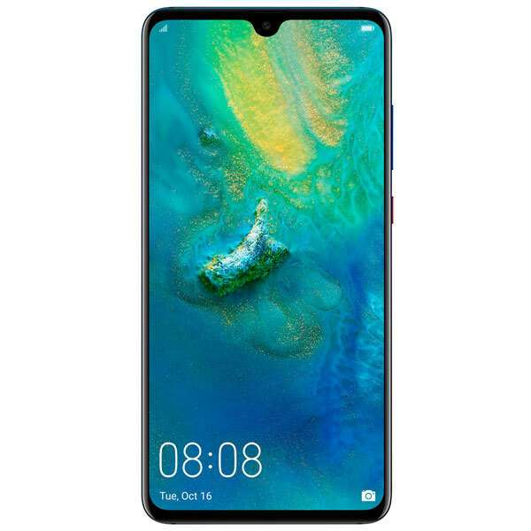 Смартфон Huawei Mate 20 128GB Midnight Blue