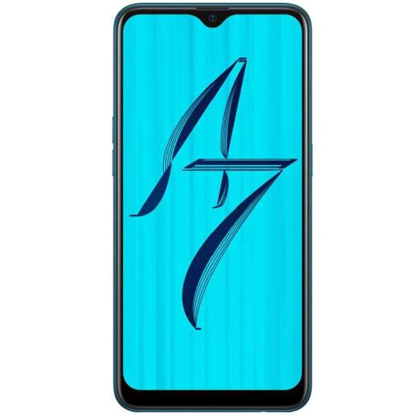 Смартфон OPPO AX7 3/64GB Glaze Blue