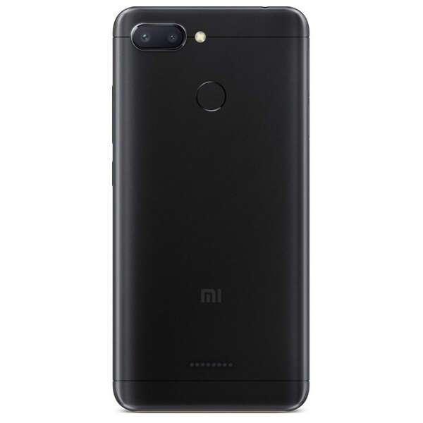Смартфон Xiaomi Redmi 6 64G Black