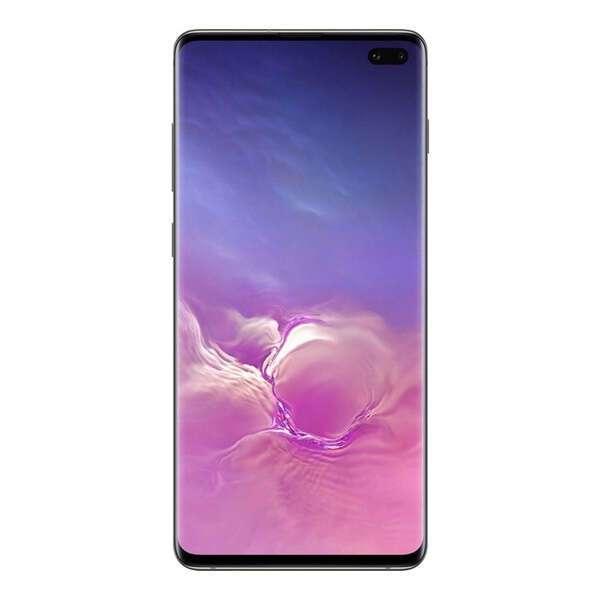 Смартфон Samsung Galaxy S10+ 12GB / 1TB (Ceramic Black)