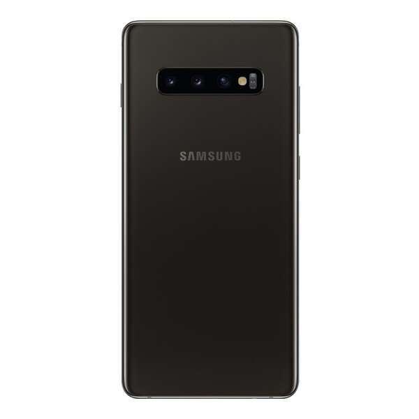 Смартфон Samsung Galaxy S10+ 12GB/1TB Ceramic Black
