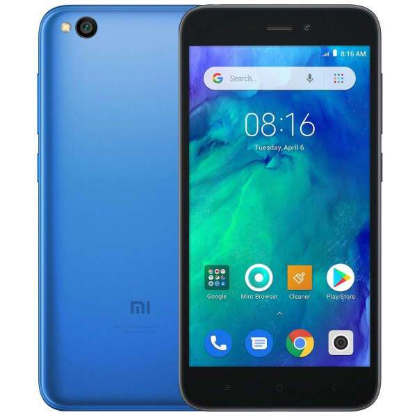 Смартфон Xiaomi Redmi Go 8GB Blue