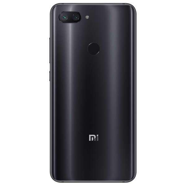 Смартфон Xiaomi Mi 8 Lite 4/64GB Midnight Black