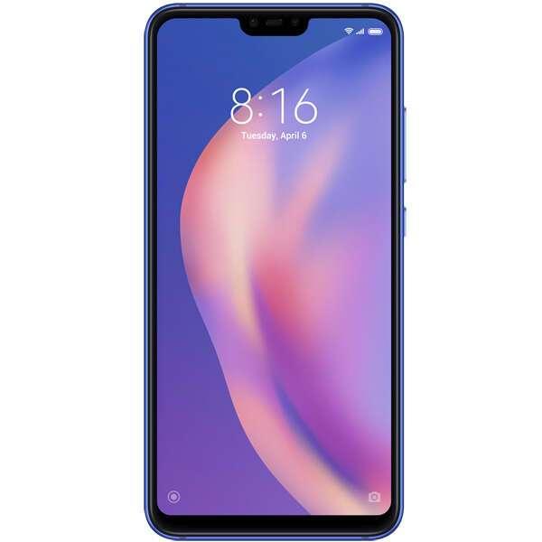 Смартфон Xiaomi Mi 8 Lite 4/64GB Aurora Blue