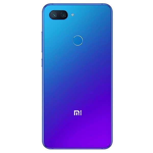 Смартфон Xiaomi Mi 8 Lite 4/64GB (Aurora Blue)