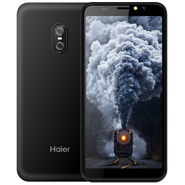 Смартфон Haier Alpha A6 Black
