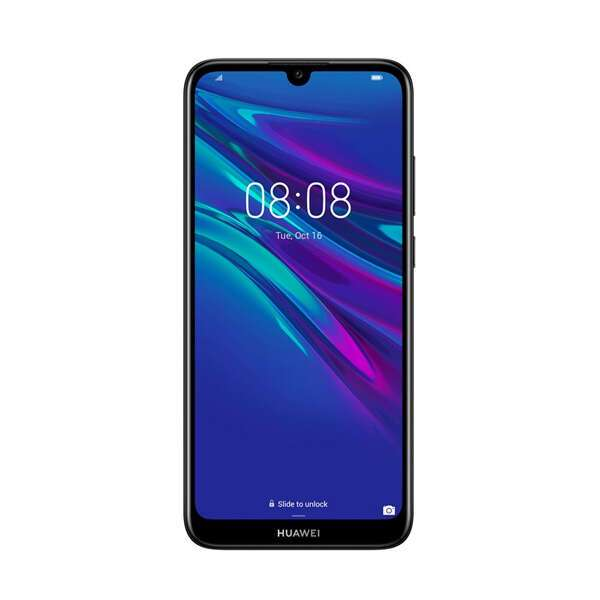 Huawei смартфоны Y6 2019 MRD-LX1F Midnight Black