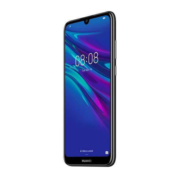 Смартфон Huawei Y6 (2019) 32GB Midnight Black