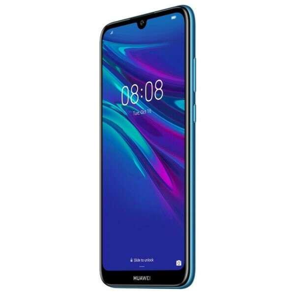 Смартфон Huawei Y6 2019 32GB Sapphire Blue