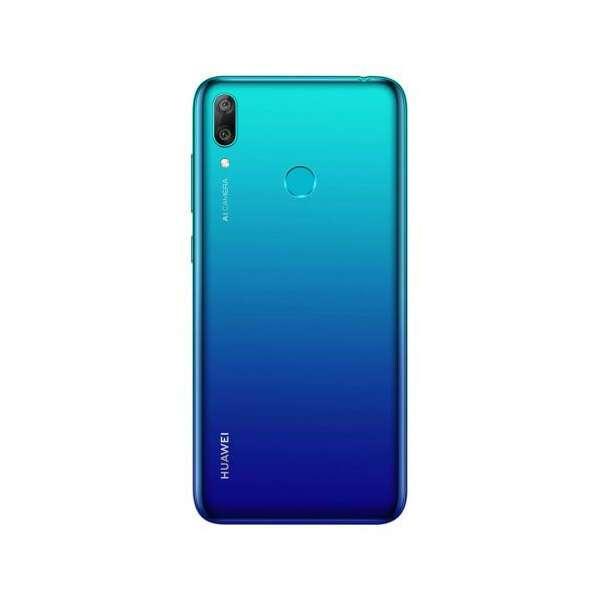 Смартфон Huawei Y7 2019 32GB Aurora Blue