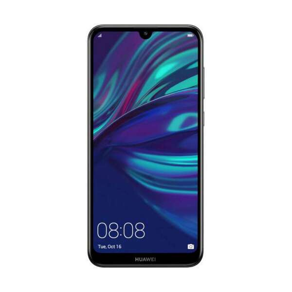 Huawei смартфоны Y7 2019 DUB-LX1 Midnight Black