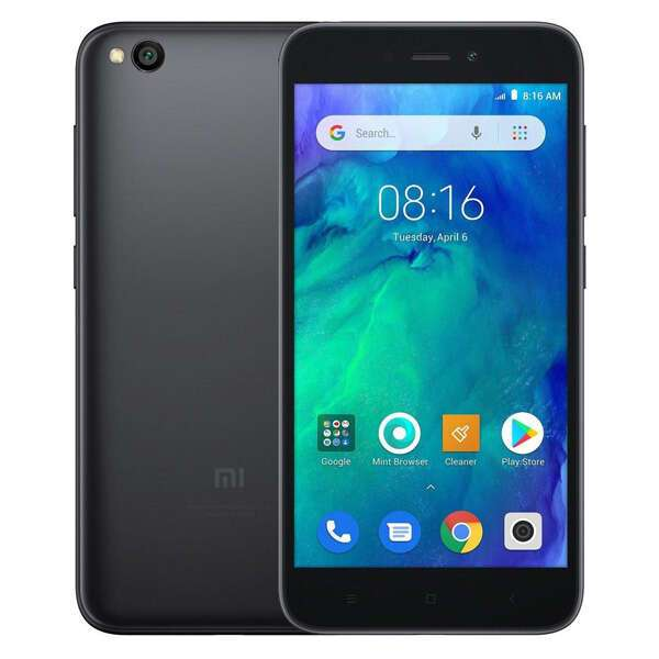Смартфон Xiaomi Redmi Go EU 8Gb Black