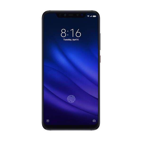 Xiaomi смартфоны Mi 8 Pro Transparent Titanium 128G