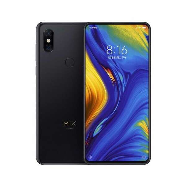 Смартфон Xiaomi Mi Mix 3 EU 128G Black