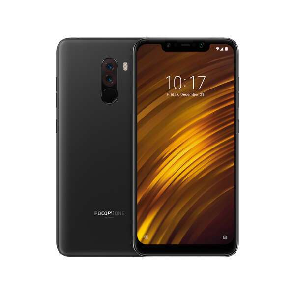 Смартфон Xiaomi Pocophone F1 64G Graphite Black