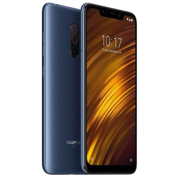 Смартфон Xiaomi Pocophone F1 EU 64G Blue