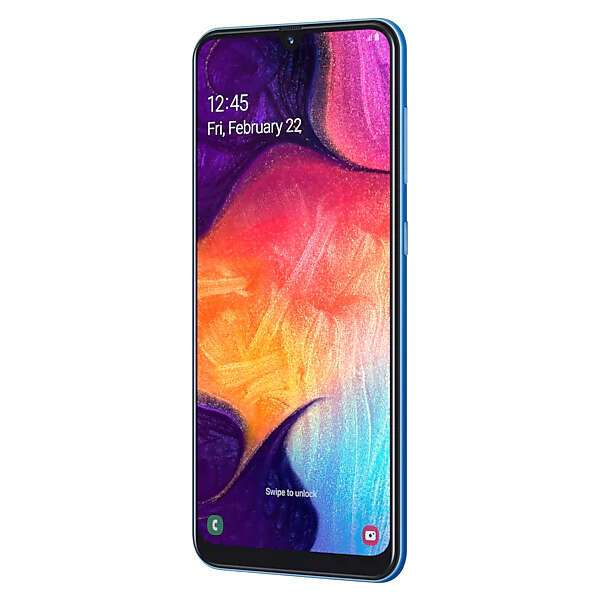 Смартфон Samsung  Galaxy A50 64GB Blue