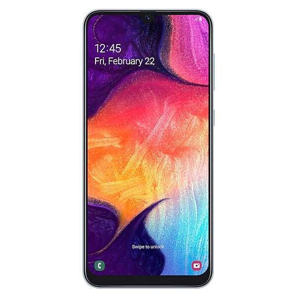 Смартфон Samsung Galaxy A50 64GB White