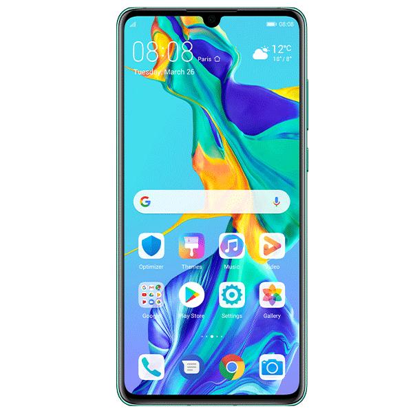 Смартфон Huawei P30 Aurora