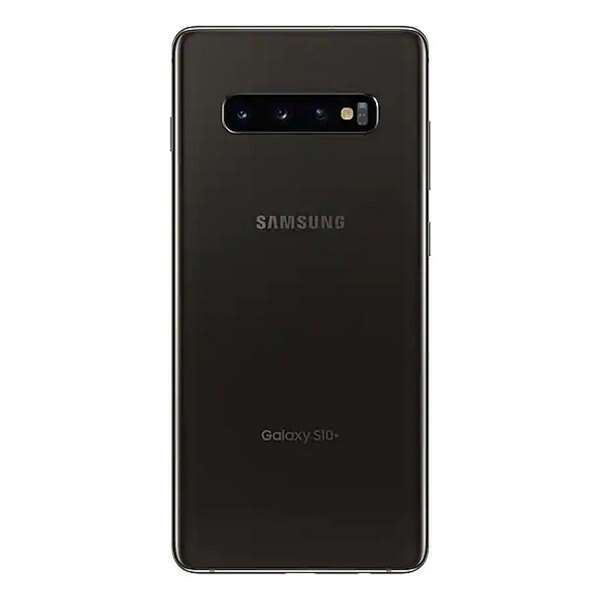 Смартфон Samsung Galaxy S10+ 512GB Ceramic Black (SM-G975FCKGSKZ)